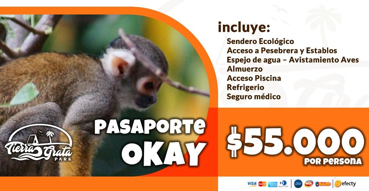 Pasaporte OKAY